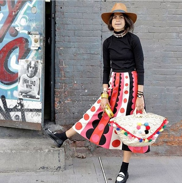 Regularly quoted and interviewed by style columns the world over, little happens in the fashion industry that 'Man Repller' fashion blogger Leandra Medine doesn't know about
