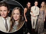 Mandatory Credit: Photo by Eric Charbonneau/REX Shutterstock (5074061ci)\n Alicia Vikander, Eddie Redmayne, Amber Heard\n 'Danish Girl' Premiere, Toronto International Film Festival, Canada - 12 Sep 2015\n \n