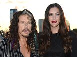 Steven Tyler and Liv Tyler attend The Givenchy Show  Pictured: Steven Tyler, Liv Tyler Ref: SPL1123581  110915   Picture by: All Access Photo Group  Splash News and Pictures Los Angeles: 310-821-2666 New York: 212-619-2666 London: 870-934-2666 photodesk@splashnews.com