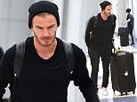 EXCLUSIVE: David Beckham arrives at JFK airport in NYC.\n\nPictured: David Beckham\nRef: SPL1123713  110915   EXCLUSIVE\nPicture by: Splash News\n\nSplash News and Pictures\nLos Angeles: 310-821-2666\nNew York: 212-619-2666\nLondon: 870-934-2666\nphotodesk@splashnews.com\n