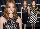 TORONTO, ON - SEPTEMBER 12:  Actress Jessica Chastain attends EW's Must List Party during the 2015 Toronto International Film Festival at Thompson Hotel on September 12, 2015 in Toronto, Canada.  (Photo by John Shearer/Getty Images for Entertainment Weekly)
