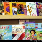 Support Literacy During the Preschool Years