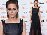 "TORONTO, ON - SEPTEMBER 13:  Actress Kristen Stewart attends the premiere of ""Equals"" at Princess of Wales Theatre during the 2015 Toronto International Film Festival on September 13, 2015 in Toronto, Canada.  (Photo by Taylor Hill/FilmMagic)"