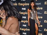 Mandatory Credit: Photo by Henry Lamb/Photowire/BEImage/REX Shutterstock (5074079bh)\n Naomi Campbell\n 'Empire' TV Series, Season 2 premiere, New York, America - 12 Sep 2015\n \n