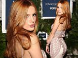 NEW YORK, NY - SEPTEMBER 13:  Actress Bella Thorne attends POPSUGAR's celebration of CFDA designer Jonathan Simkhai at NYFW at Hotel Hugo on September 13, 2015 in New York City.  (Photo by Paul Morigi/Getty Images for POPSUGAR)