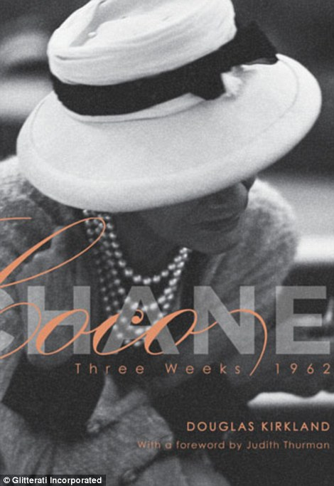 Coco Chanel: Three Weeks/1962 captures an informal side to the famed designer