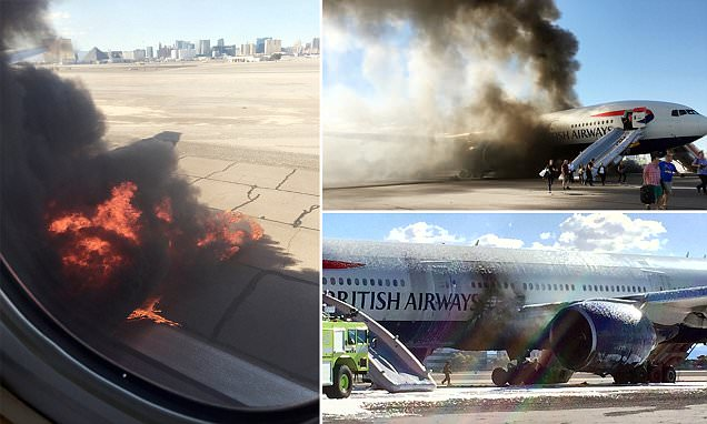 'If it happened 30 seconds later we could not have survived' : Passenger on BA jet took