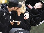 08 SEP 2015 ? PARIS - FRANCE \n*** EXCLUSIVE ALL ROUND PICTURES ***\nAUSSIE MOVIE STAR SAM WORTHINGTON WITH MODEL WIFE LARA BINGLE AND BABY ROCKET ZOT STROLLING ON AVENUE MONTAIGNE AND CHAMPS-ELYS?ES IN PARIS!\nBYLINE MUST READ : XPOSUREPHOTOS.COM\n*AVAILABLE FOR UK SALE ONLY*\n***UK CLIENTS - PICTURES CONTAINING CHILDREN PLEASE PIXELATE FACE PRIOR TO PUBLICATION ***\n**UK CLIENTS MUST CALL PRIOR TO TV OR ONLINE USAGE PLEASE TELEPHONE  +44 208 344 2007