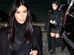***MANDATORY BYLINE TO READ INFPhoto.com ONLY***\nKim Kardashian in thigh high boots and a leather minikisrt was seen heading into the Mercer hotel\n\nPictured: Kim Kardashian\nRef: SPL1125173  130915  \nPicture by: T.Jackson/INFphoto.com\n\n