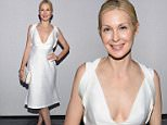NEW YORK, NY - SEPTEMBER 12:  Actress Kelly Rutherford attends Son Jung Wan Spring 2016 during New York Fashion Week: The Shows at The Dock, Skylight at Moynihan Station on September 12, 2015 in New York City.  (Photo by Vivien Killilea/Getty Images for NYFW: The Shows)