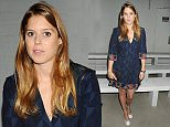 Celebrity VIPs backstage and front row at the Rebecca Minkoff Spring 2016 Runway Show during New York Fashion Week. Held in The Gallery at Skylight Clarkson Square in the West Village of NYC\n\nPictured: Princess Beatrice of York\nRef: SPL1124349  120915  \nPicture by: Johns PKI/Splash News\n\nSplash News and Pictures\nLos Angeles: 310-821-2666\nNew York: 212-619-2666\nLondon: 870-934-2666\nphotodesk@splashnews.com\n