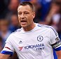 LIVERPOOL, ENGLAND - SEPTEMBER 12: John Terry of Chelsea reacts after the second Everton goal by Steven Naismith of Everton during the Barclays Premier League match between Everton and Chelsea at Goodison Park on September 12, 2015 in Liverpool, United Kingdom.  (Photo by Stu Forster/Getty Images)