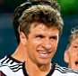 Football - Scotland v Germany - UEFA Euro 2016 Qualifying Group D - Hampden Park, Glasgow, Scotland - 7/9/15 Thomas Muller celebrates after scoring the second goal for Germany Reuters / Russell Cheyne Livepic EDITORIAL USE ONLY.