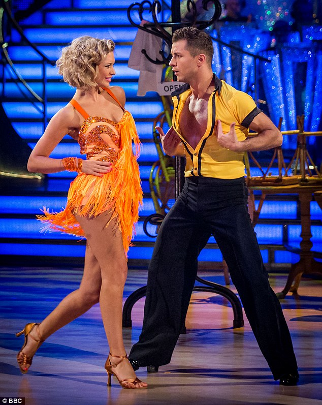 Countdown maths whiz Rachel Riley was married when she took part in Strictly in 2013 and was paired with Pasha Kovalev