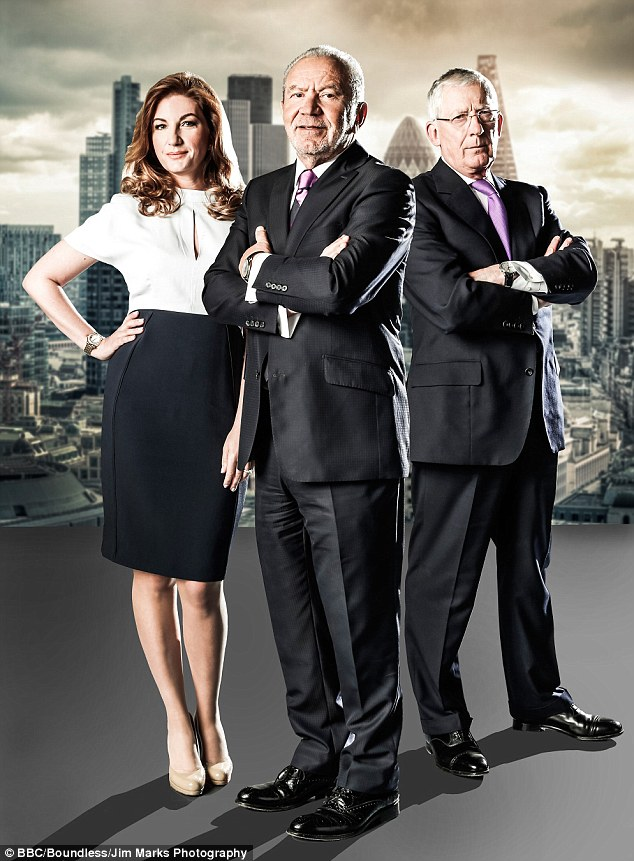 Who will replace him? Nick has been Lord Sugar's sidekick along with business Karren Brady