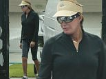 *EXCLUSIVE* *SHOT ON 9/11/15* Malibu, CA - Caitlyn Jenner, formerly known as Bruce Jenner, gets ready to hit the water with his jet ski in Malibu with son Brandon and his wife Leah Fender. In good spirits and sharing a smile, Cait wore workout clothes and a beige visor, while loading up the van.\nAKM-GSI      September  13, 2015\nTo License These Photos, Please Contact :\nSteve Ginsburg\n(310) 505-8447\n(323) 423-9397\nsteve@akmgsi.com\nsales@akmgsi.com\nor\nMaria Buda\n(917) 242-1505\nmbuda@akmgsi.com\nginsburgspalyinc@gmail.com