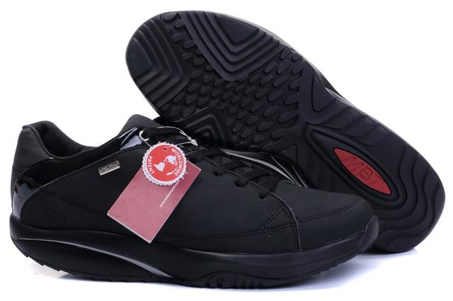 Womens MBT Vizuri GTX Shoes Black