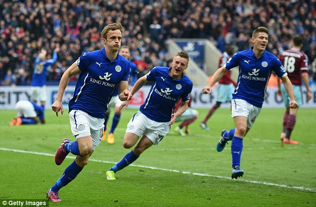 Andy King was the hero as Premier League strugglers Leicester City struck late to earn a vital three points