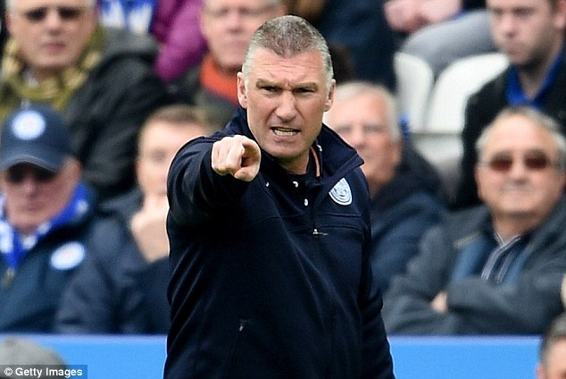 Nigel Pearson admits Leicester survival is still a 'big ask' despite win over West Ham