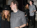 Professor Green and Millie Mackintosh enjoy a Romantic Meal at The Hawksmoor