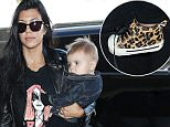 Single mom Kourtney Kardashian flying to nyc after breakup with father of her son Reign amid rumors Reign might be from a different father than Scott Disick sept 13, 2015 \nX17online.com