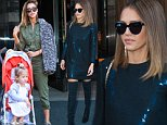 Mandatory Credit: Photo by ddp USA/REX Shutterstock (5081416a)\n Jessica Alba\n Jessica Alba out and about, New York, America - 14 Sep 2015\n \n