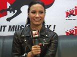 Demi Lovato im ENERGY Startalk