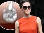 Beverly Hills, CA - Actress, Emmy Rossum, looks chic in a coral dress and head braid as she walks around Beverly Hills sporting her new engagement ring.\nAKM-GSI         September 14, 2015\nTo License These Photos, Please Contact :\nSteve Ginsburg\n(310) 505-8447\n(323) 423-9397\nsteve@akmgsi.com\nsales@akmgsi.com\nor\nMaria Buda\n(917) 242-1505\nmbuda@akmgsi.com\nginsburgspalyinc@gmail.com
