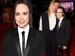 "TORONTO, ON - SEPTEMBER 13:  Actress Ellen Page at the Vanity Fair toast of ""Freeheld"" at TIFF 2015 presented by Hugo Boss and supported by Jaeger-LeCoultre at Montecito Restaurant on September 13, 2015 in Toronto, Canada.  (Photo by George Pimentel/Getty Images for Vanity Fair)"