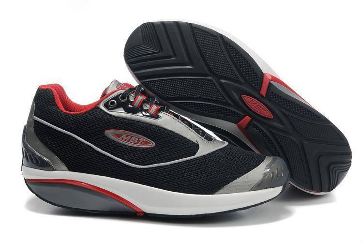 Mens MBT Kimondo Shoes Black