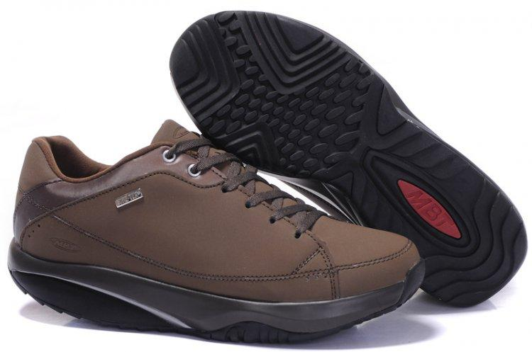 Womens MBT Vizuri GTX Shoes Chocolate