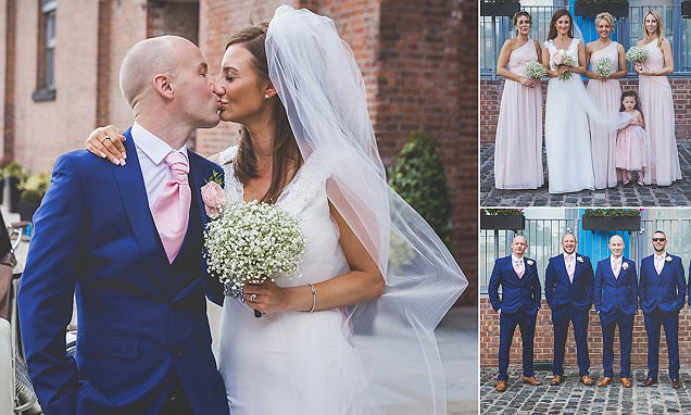 Manchester wedding paid for by STRANGERS after groom is diagnosed with terminal cancer