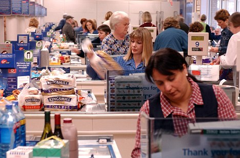 Retail giant: The company is the UK's largest private sector employer with over 290,000 staff, and 70,000 young people under the age of 25