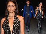 Mandatory Credit: Photo by Steve Eichner/WWD/REX Shutterstock (5081495e).. Shanina Shaik.. #WmagModelSearch Party, Spring Summer 2016, New York Fashion Week, America - 14 Sep 2015.. ..