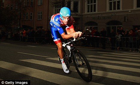 Waiting game: David Millar is also currently banned from competing