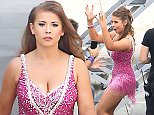 Picture Shows: Bindi Irwin  September 14, 2015\n \n **Min £250 Web/Online Set Usage Fee**\n \n Celebrities at 'Dancing With The Stars' studios for tonight's taping in Hollywood, California.\n \n **Min £250 Web/Online Set Usage Fee**\n \n Exclusive - All Round\n UK RIGHTS ONLY\n \n Pictures by : FameFlynet UK © 2015\n Tel : +44 (0)20 3551 5049\n Email : info@fameflynet.uk.com