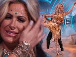 """Dancing with The Stars September 14, 2015\nA history-making dance number shot on Hollywood Boulevard. The couples perform the cha-cha, foxtrot, salsa, quickstep, or jive.\nKim Zolciak Biermann, Alex Skarlatos, Alexa PenaVega, Andy Grammer, Bindi Irwin, Carlos PenaVega, Chaka Khan, Gary Busey, Hayes Grier, Nick Carter, Paula Deen, and Tamar Braxton compete for this season's title.\nU.S. reality show hosted by Tom Bergeron and Erin Andrews; Julianne Hough, Bruno Tonioli, and Carrie Ann Inaba make up the judges panel, based on the British series """"Strictly Come Dancing,"""" where celebrities partner up with professional dancers and compete against each other in weekly elimination rounds to determine a winner.\n"""