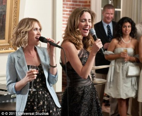 Maids of honour beware! Wedding speeches shouldn't be gimmicky or given off the cuff like Kristen Wigg and Rose Byrne's toast-off in Bridesmaids