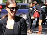 Mandatory Credit: Photo by Buzz Foto/REX Shutterstock (5081383d)\n Irina Shayk and Gloria Campano\n Irina Shayk and Gloria Campano out and about, New York, America - 14 Sep 2015\n Irina Shayk and Bradley Cooper's mother Gloria Campano run in to each other in Tribeca\n