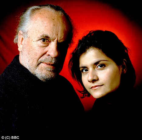 Radio: The actor starred as Prospero with Nina Wadia as Ariel in Shakespeare's The Tempest on Radio 3 in 2001