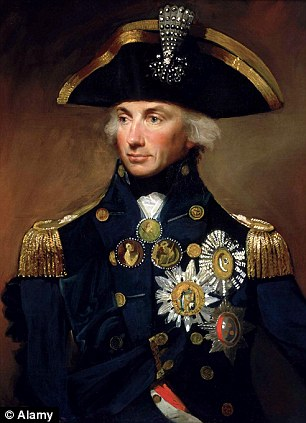 Artefacts that once belonged to Lord Nelson Horatio Nelson have been stolen from Norwich Castle