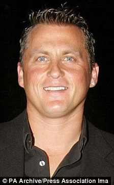 Duped: Darren Gough and Jerome Flynn are thought to have handed over £1million each to Pruthi