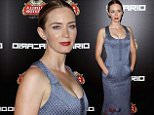 """NEW YORK, NY - SEPTEMBER 14:  Actress Emily Blunt attends the """"Sicario"""" New York premiere at Museum of Modern Art on September 14, 2015 in New York City.  (Photo by Jim Spellman/WireImage)"""