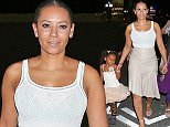 14.SEPTEMBER.2015 - NEW YORK - USA *STRICTLY AVAILABLE FOR UK AND GERMANY USE ONLY* FORMER SPICE GIRL MEL B AND HER CUTE GIRLS, ANGEL IRIS MURPHY BROWN, MADISON BROWN BELAFONTE AND PHOENIX CHI GULZAR STEP OUT FOR DINNER IN THE BIG APPLE BYLINE MUST READ : XPOSUREPHOTOS.COM ***UK CLIENTS - PICTURES CONTAINING CHILDREN PLEASE PIXELATE FACE PRIOR TO PUBLICATION *** *UK CLIENTS MUST CALL PRIOR TO TV OR ONLINE USAGE PLEASE TELEPHONE 0208 344 2007*