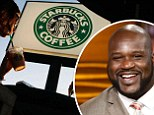 Shaq and Starbucks