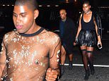 EJ Johnson wears fringed leather skirt at NYC Club\n\nPictured: EJ Johnson\nRef: SPL1124723  130915  \nPicture by: 247PAPS.TV / Splash News\n\nSplash News and Pictures\nLos Angeles: 310-821-2666\nNew York: 212-619-2666\nLondon: 870-934-2666\nphotodesk@splashnews.com\n