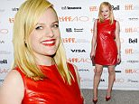 """TORONTO, ON - SEPTEMBER 13:  Actress Elisabeth Moss attends the """"High-Rise"""" premiere during the 2015 Toronto International Film Festival at The Elgin on September 13, 2015 in Toronto, Canada.  (Photo by Amanda Edwards/Getty Images)"""
