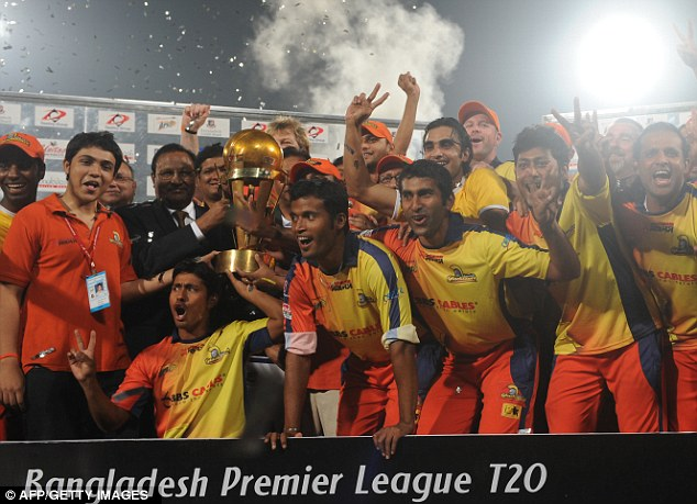 Brave new world: The Bangladesh Premier League is just the latest T20 competition around the globe