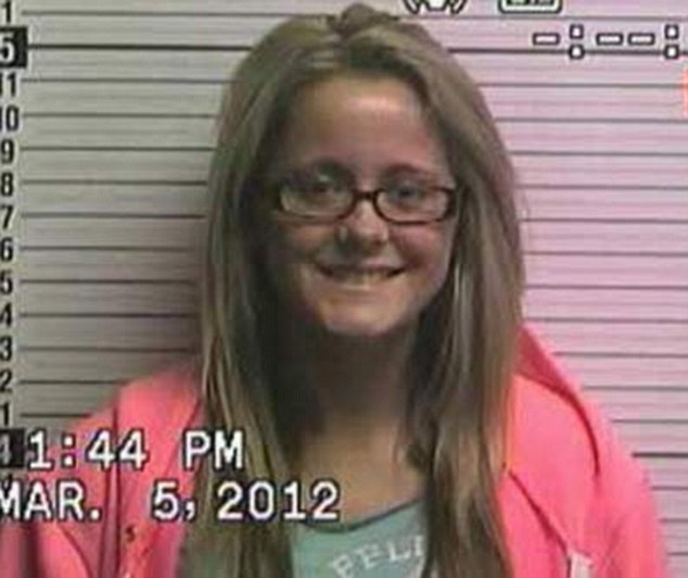 Another one for the collection: Janelle Evans had her mugshot taken again after she was arrested for stalking today