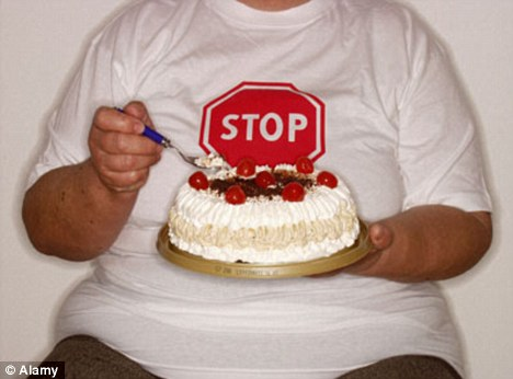 Weighty issue: State handouts are being given to 2,630 people who say their excessive weight prevents them from earning a living